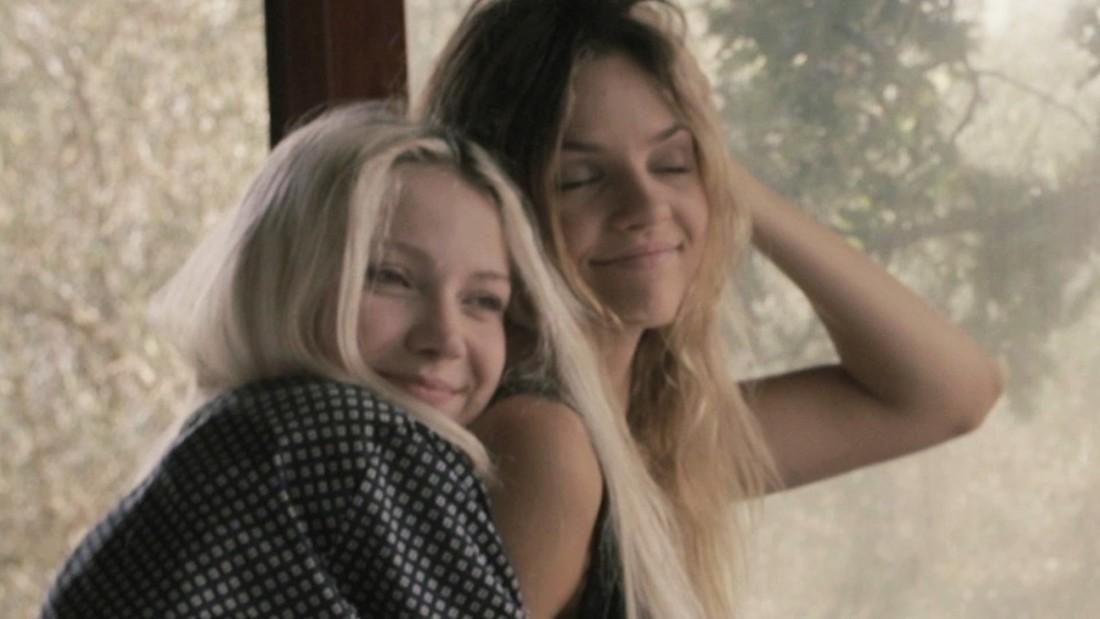 lesbiche innamorate